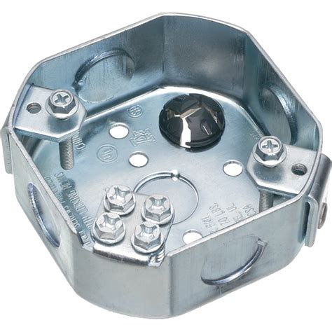 arlington fbs415 octagonal fan and fixture joist mounting