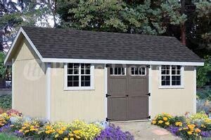 shed plans blueprints    gable roof style dg