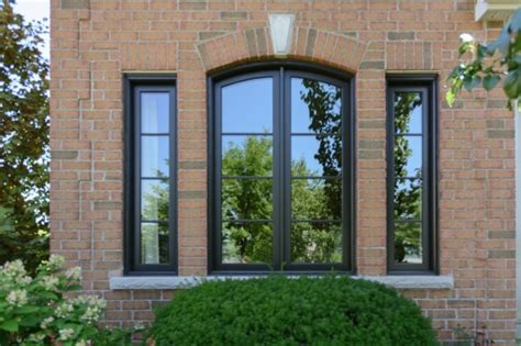 black casement windows markham fieldstone windows doors