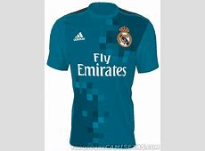 ANTICIPO Camisetas adidas de Real Madrid 201718