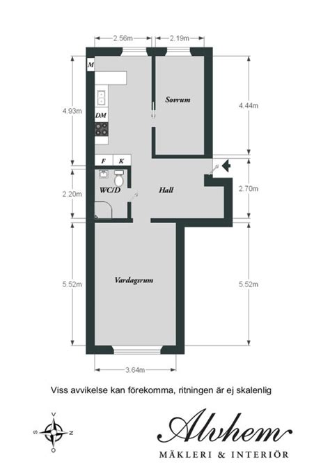 4 bedroom floor plans one how to design a two room apartment with style freshome com