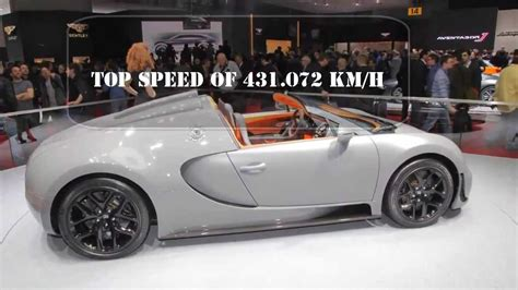 Bugatti Veyron Price Top Speed 2013