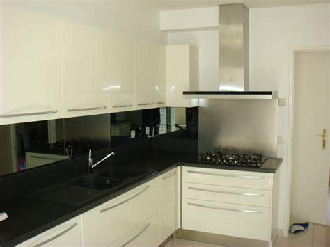 cuisine blanc laque et gris solutions pour la décoration