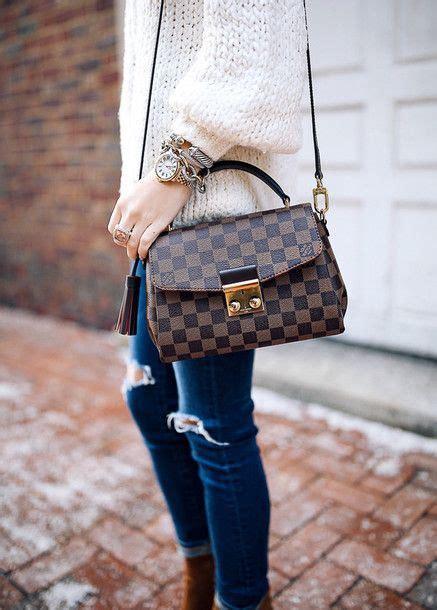 bag tumblr pochette metis louis vuitton louis vuitton bag tassel designer bag sweater