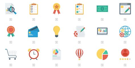 10 Sources For Free Commercial Web Icons