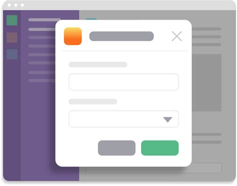 Interacting with users through dialogs | Slack
