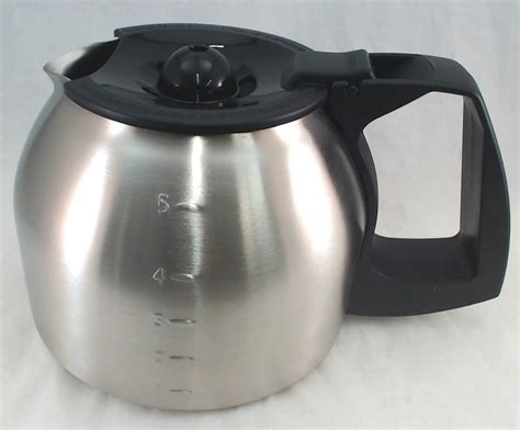 139049 000 000   Mr. Coffee Stainless Steel Carafe, 5 Cup