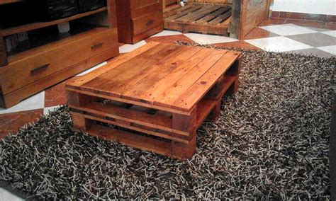 coffee table made out of pallet wood 20 diy pallet coffee table ideas