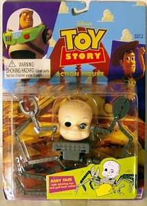 Toy Story Baby Face By Thinkway MOC Action Toys And