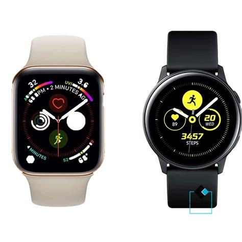 Srivatsa ramesh) samsung galaxy watch 4 software. Что выбрать? Apple Watch 4 или Samsung Galaxy Watch Active ...