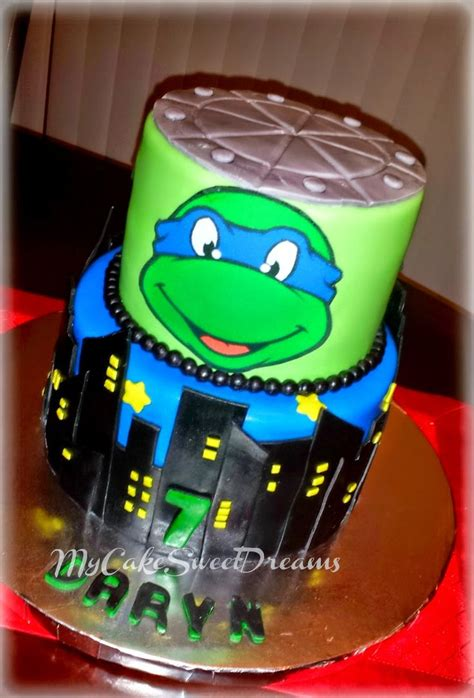 images  ninja turtle party ideas  pinterest