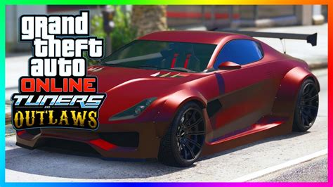 Gta 5 New 'tuners & Outlaws' Custom Vehicles, Widebody
