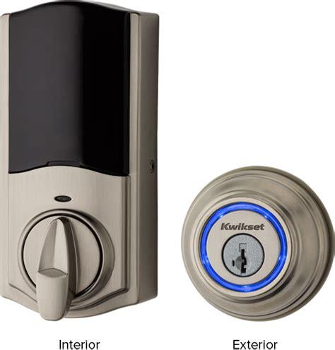 kevo door lock smart lock kevo touch to open bluetooth lock kwikset