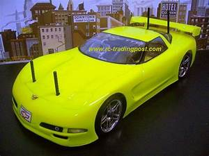 Chevrolet Corvette Custom Painted 200mm HPI RC Drift Car ...