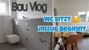 Gäste Wc Lampe : hausbau blog 27 umzug beginnt wc sitzt erste lampe h ngt glitzerfuge im bad diesiwuchins ~ Markanthonyermac.com Haus und Dekorationen