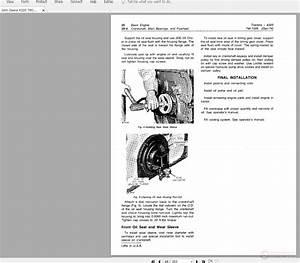 John Deere 4320 Tm1029 Tractor Technical Manual