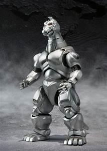 S.H. MonsterArts Mechagodzilla 1993 | Godzilla Toys Wiki ...