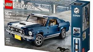 Ford and LEGO® Bring a Classic Icon of the Road to the Creator Expert Range with the New Ford ...