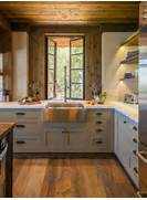 Rustic Kitchen Designs by Rustic Kitchen Design Ideas Remodel Pictures Houzz