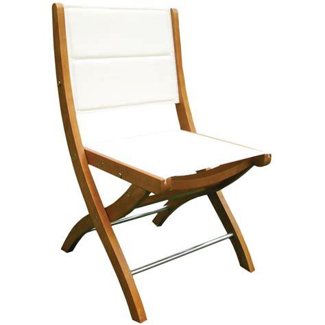 revetement cuisine plan de travail chaise pliante bois tissu blanche décoration jardin