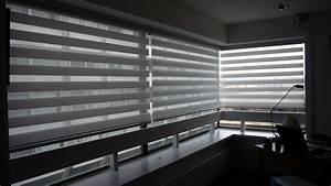 Store Jour Nuit Electrique : les stores enrouleurs et les jour et nuit victoriadeco ~ Edinachiropracticcenter.com Idées de Décoration