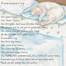 condolences card remembrance greeting card remember cat the dog