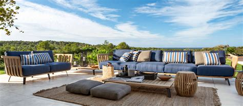 canapé tweed canapés fauteuils pour l 39 extérieur design unopiù