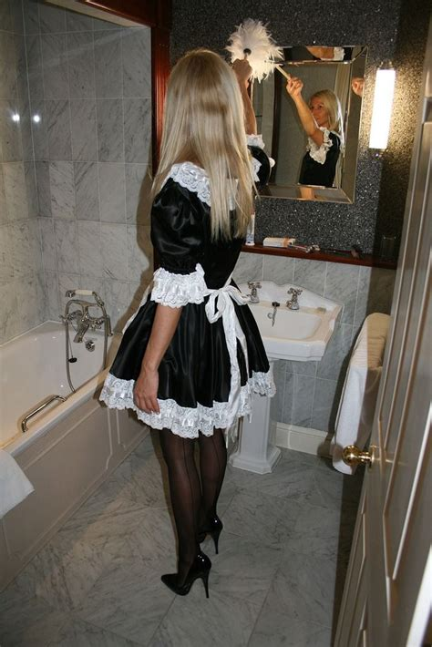 Stunning Like A Girl Maid Dress Maid Outfit Sexy