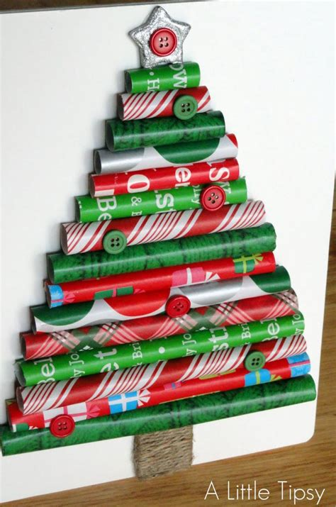 hello wonderful 13 simple christmas tree crafts