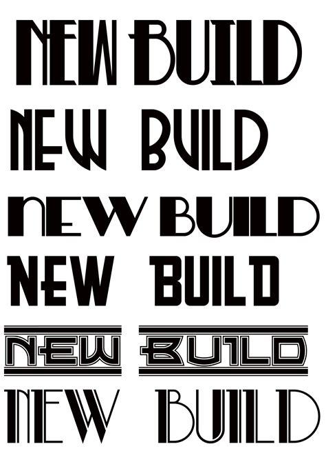 deko font deco font sles 2 typography font typography