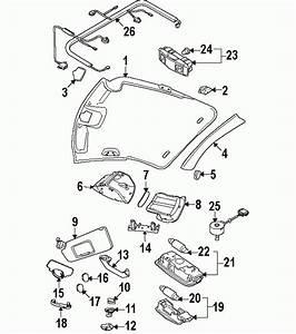 2000 Vw Beetle Parts Diagram