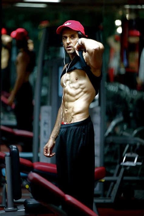 Hrithik Roshan Workout Routine Diet Plan for Krrish 3