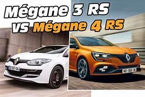 Renault Mégane 4 Rs : renault m gane 4 rs vs m gane 3 rs quels sont les changements photo 1 l 39 argus ~ Medecine-chirurgie-esthetiques.com Avis de Voitures