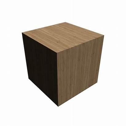 Cube Wooden 3d Parts
