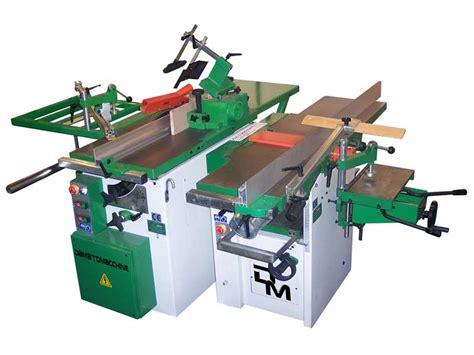 combinee separee america standard d2m machines a bois