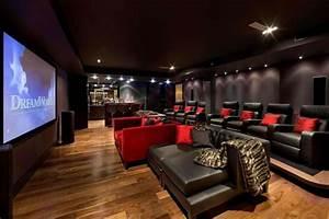 Home Cinema Room : 20 stunning home theater rooms that inspire you decoholic ~ Markanthonyermac.com Haus und Dekorationen