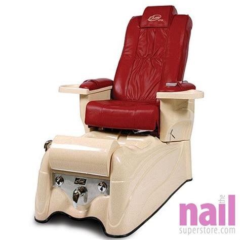 Lexor Elite Pedicure Chairs by Lexor Elite Ultra Pipeless Pedicure Foot Spa Chair With
