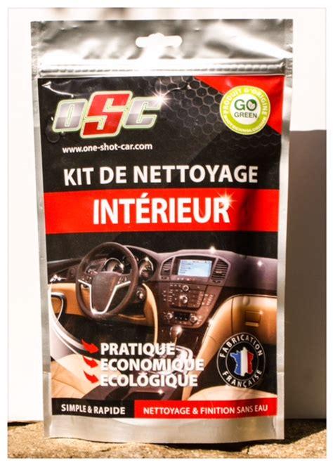 kits de nettoyage pour voiture special interieur