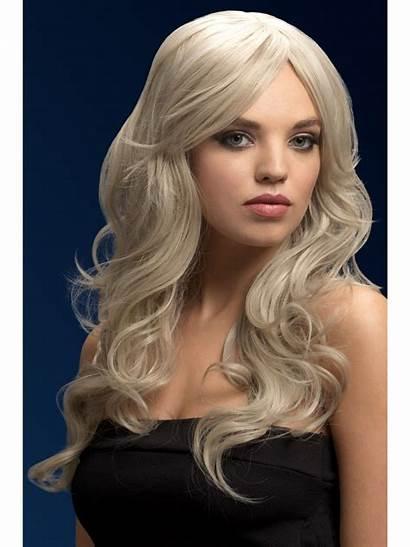Wig Blonde Silver Nicole Fever Brown Olivia