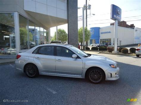 wrx subaru silver spark silver metallic 2011 subaru impreza wrx sedan