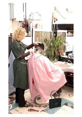 barberettes images  pinterest hairdressers
