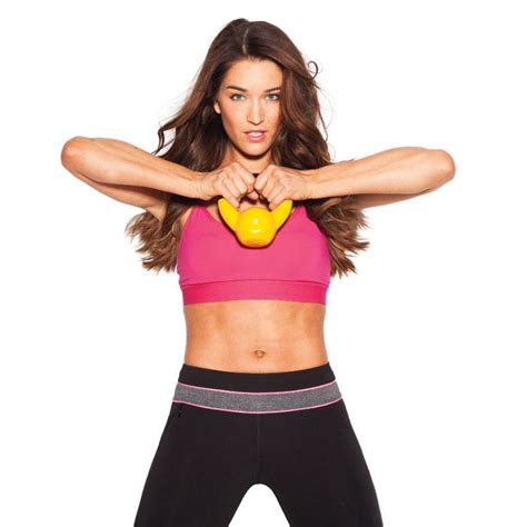 Kettlebell Workouts For Women To Burn Fat Shape Magazine