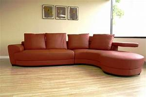 red curved sectional sofa the downside risk of curved With red round sectional sofa