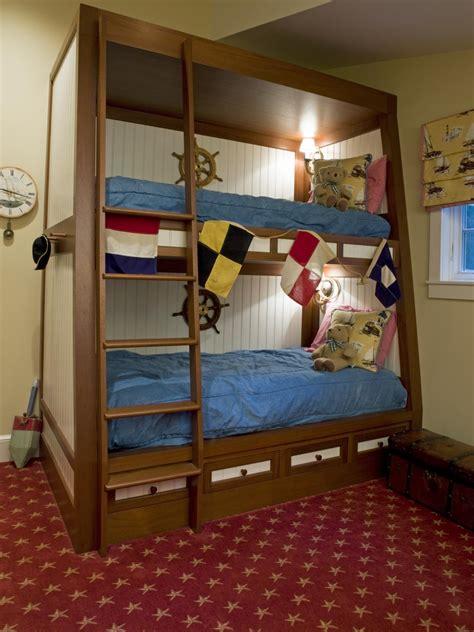nautical themed bunk beds hgtv