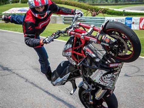 Yamaha Mt07 Stunt Ride Wheelie Motos T Fondos