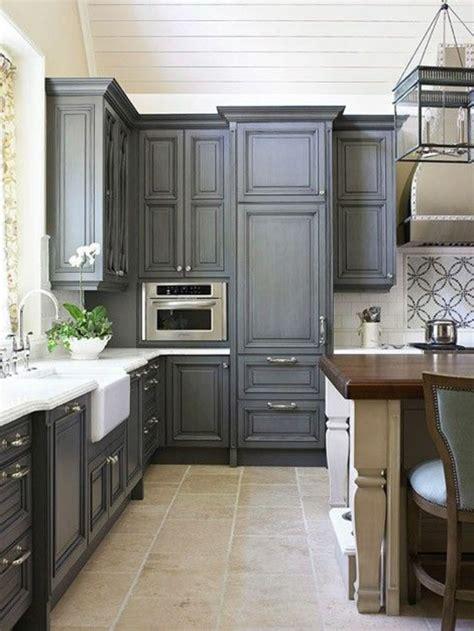 couleur mur cuisine grise la cuisine grise plutôt oui ou plutôt non