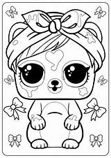 Lol Coloring Surprise Printable Omg Colouring Painting Cartoon Doll Sheets Colour Drawing Queen Boys Coloringoo Shopkins Dolls Fairy Unicorn Pets sketch template
