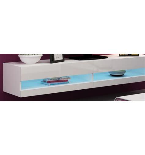 banc d angle de cuisine meuble tv vigo 180 noir ou blanc séjour meuble tv