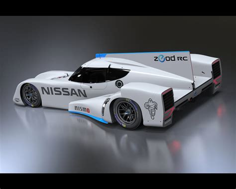 Nissan Nismo Zeod Rc Hybrid Electric Racing Car Le Mans 2018