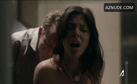 Cindy Sampson Breasts Scene In Rogue Aznude